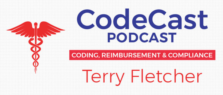 CodeCast Podcast - Coding, Reimbursement, and Compliance