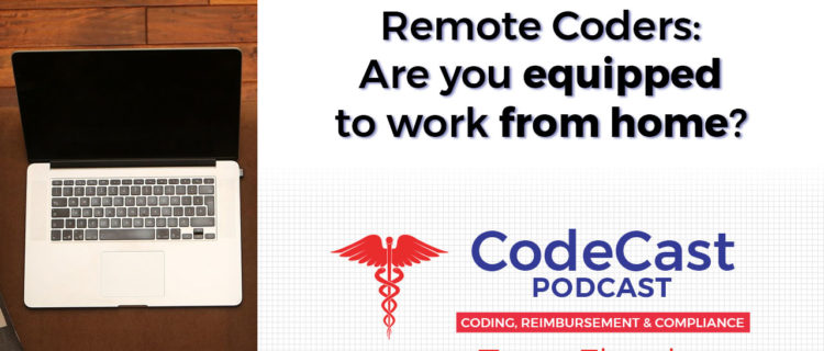 Remote Coders: Are you equipped to work from home?