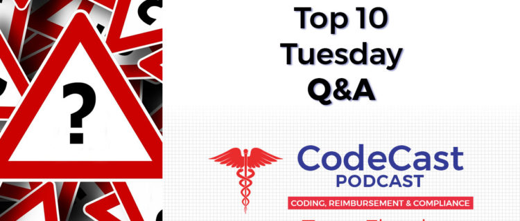 Top 10 Tuesday Q&A – January 29th, 2019