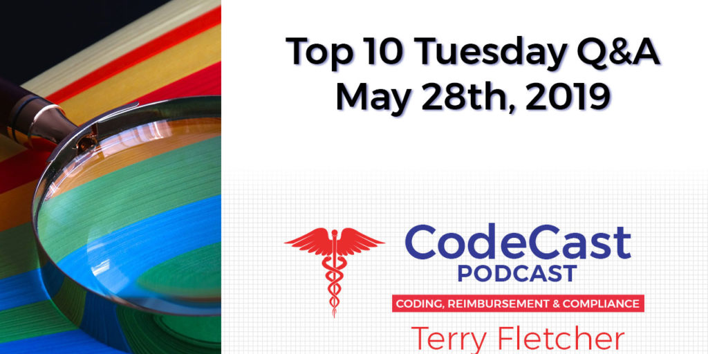 Top 10 Tuesday Q&A – May 28th, 2019
