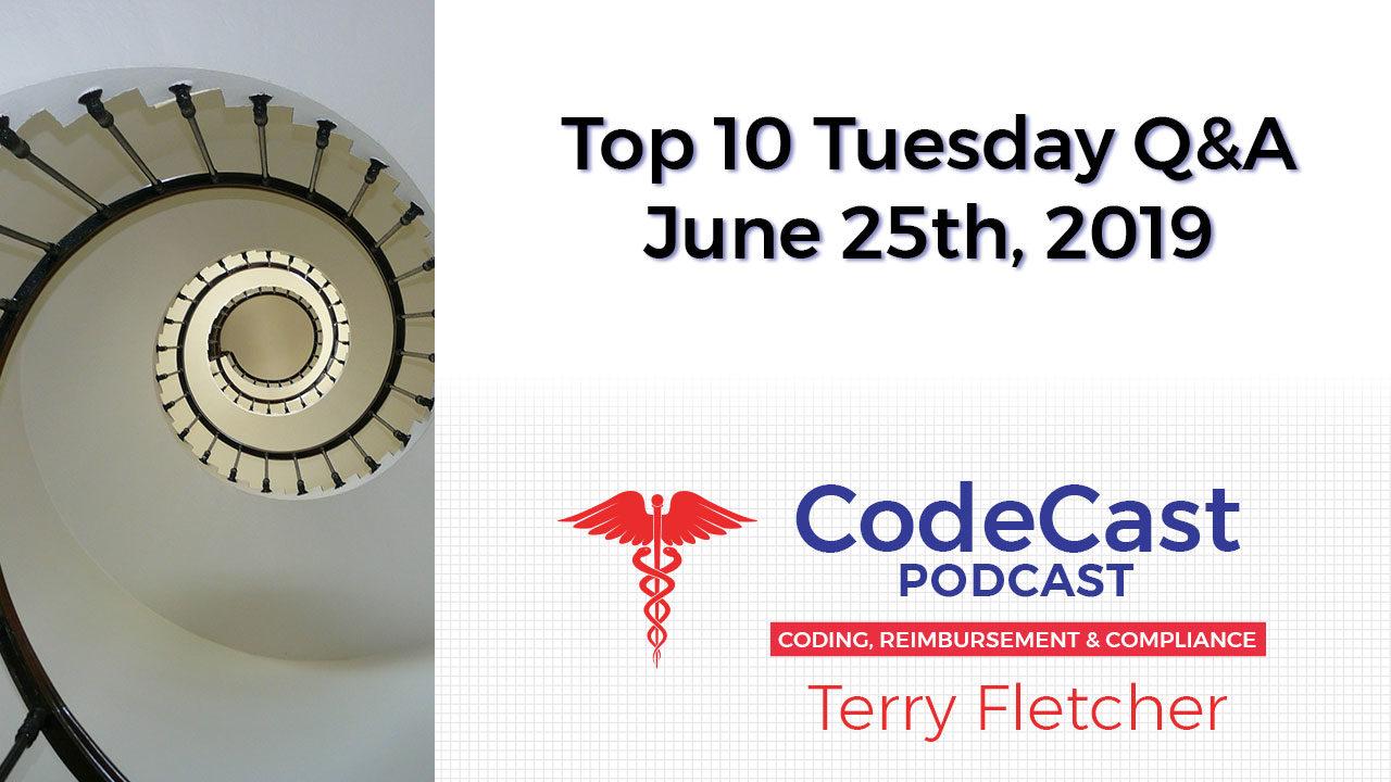 Top 10 Tuesday Q&A – June 25th, 2019