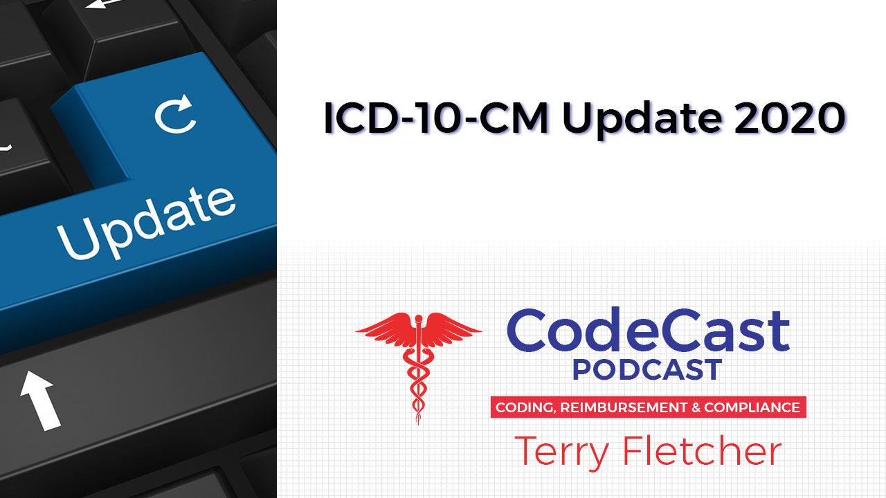 ICD-10-CM Update 2020