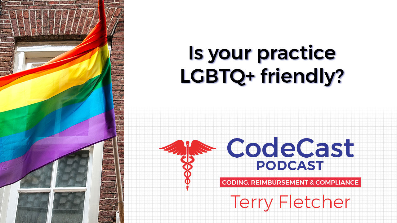 Is your practice LGBTQ+ friendly?