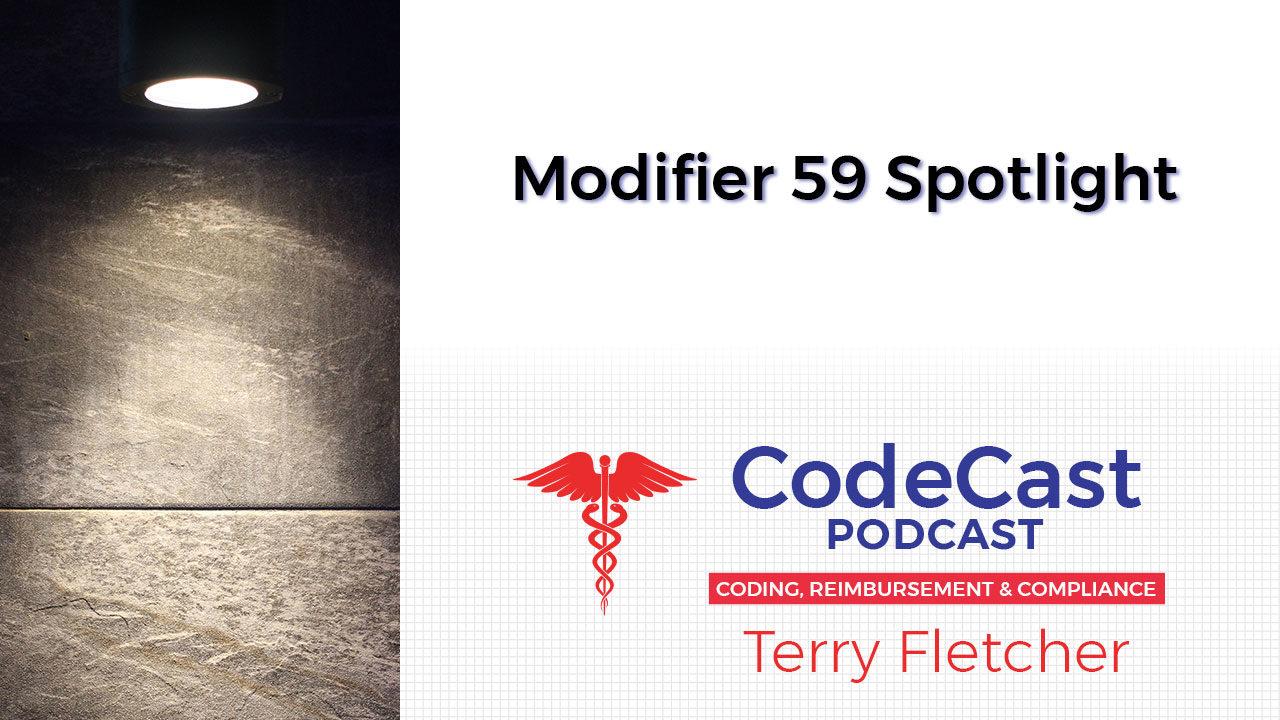 Modifier 59 Spotlight