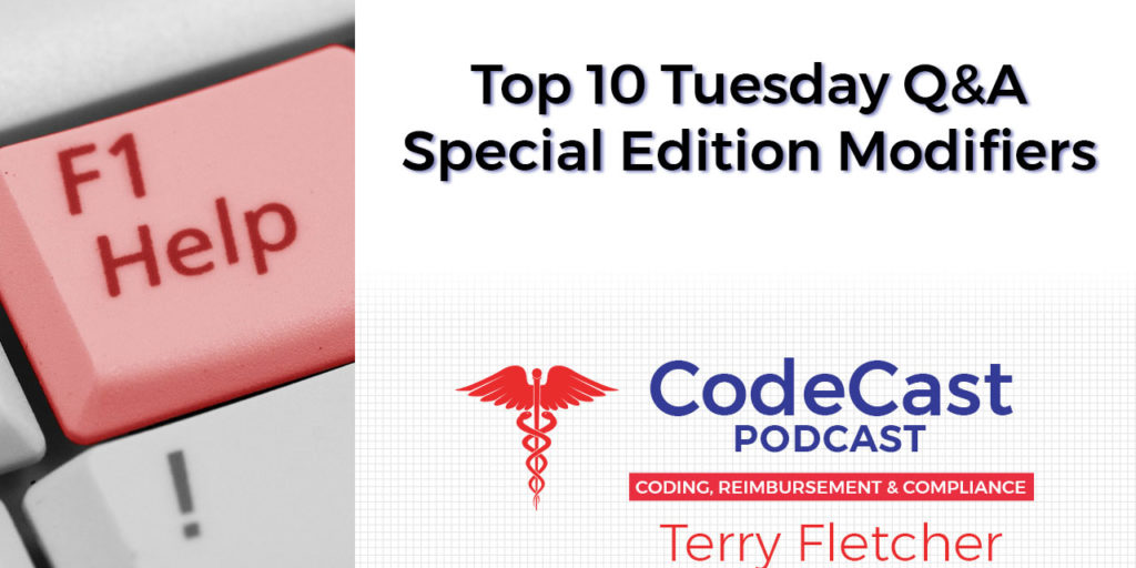 Top 10 Tuesday Q&A – Special Edition Modifiers