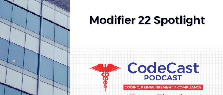 Modifier 22 Spotlight
