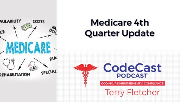 Medicare 4th Quarter Update