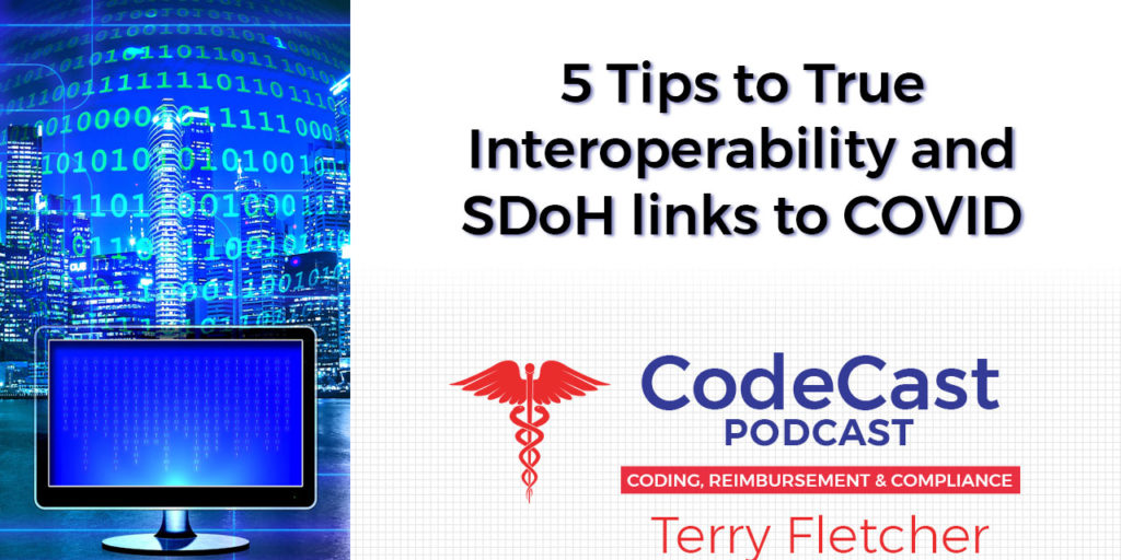 5 Tips to True Interoperability and SDoH links to COVID