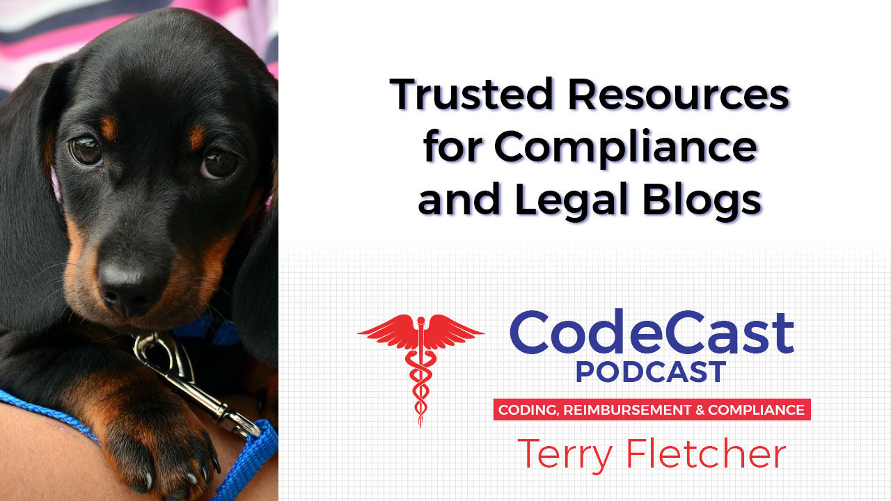Trusted Resources for Compliance and Legal Blogs